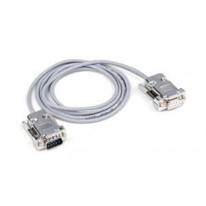 Interfacekabel med RS 232 för att koppla till extern enhet, längd på ca. 1,5 m