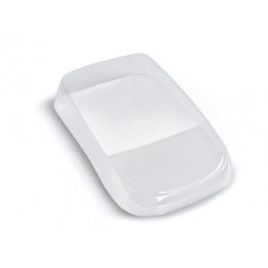 Plastskydd för vågplatta med en diameter på 81 mm (5 st.)