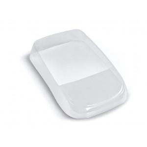 Plastskydd för vågplatta på 150×170 mm (5 st.)